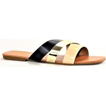 Chaussures Femme Mules Cink-me DMH NOIR MULTI
