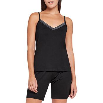 Vêtements Femme Pyjamas / Chemises de nuit Impetus Woman Essence Noir