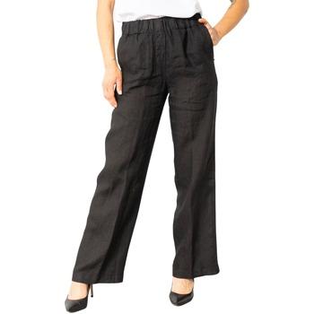 Vêtements Femme Pantalons fluides / Sarouels Sandro Ferrone S32XBACANDY Noir