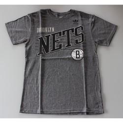 Vêtements Homme T-shirts manches courtes adidas Originals T-shirt Adidas Nets Gris