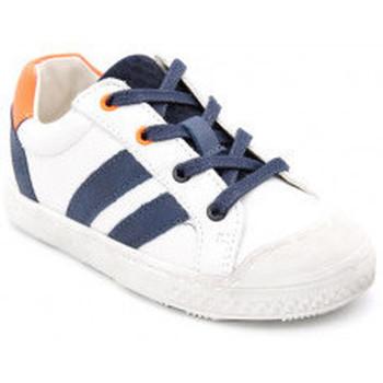 Chaussures Garçon Baskets basses Bellamy fac Blanc