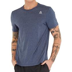 Vêtements Homme T-shirts manches courtes Reebok Sport DP6143 Bleu