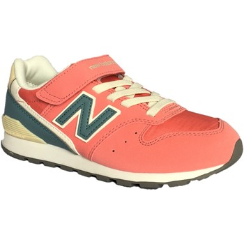 Chaussures Fille Baskets basses New Balance KV996TPY Rose