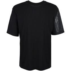 Vêtements Homme T-shirts manches courtes Bikkembergs  Noir