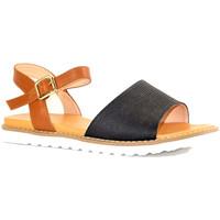 Chaussures Femme Sandales et Nu-pieds Cink-me DMH NOIR
