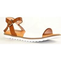 Chaussures Femme Sandales et Nu-pieds Cink-me DMH BLANC CAMEL