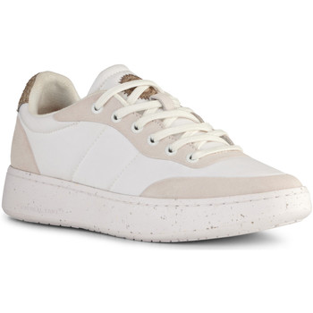 Chaussures Femme Baskets basses Woden Baskets May Blanc