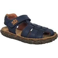 Chaussures Garçon Sandales et Nu-pieds Stones and Bones Natan Bleu