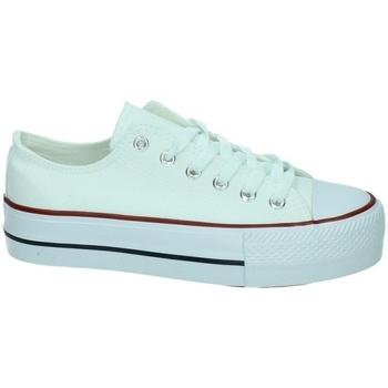 Chaussures Femme Baskets basses Demax  Blanc
