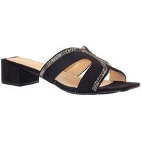 Chaussures Femme Mules Cink-me DM915 NOIR