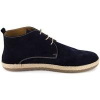 Chaussures Homme Boots J.bradford JB-TROST Marine Bleu