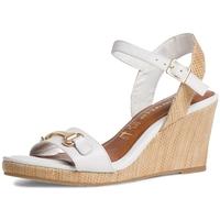 Chaussures Femme Sandales et Nu-pieds Tamaris Nu pieds 28370-26-SANDALES Blanc