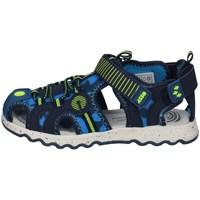 Chaussures Garçon Sandales sport Asso AG-12100 BLEU