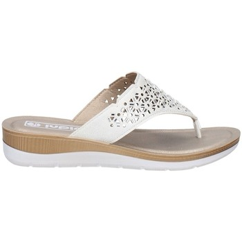 Chaussures Femme Tongs Inblu BV 21 BLANC