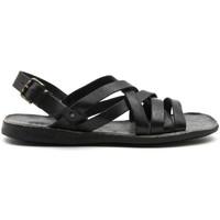 Chaussures Homme Sandales et Nu-pieds Brador 46-506-NERO NERO