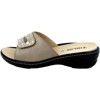 Chaussures Femme Mules Tiglio D.2700.09_39 Beige