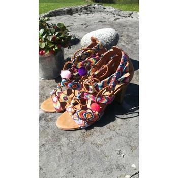 Chaussures Femme Sandales et Nu-pieds Emma Go Sandales escarpins Marron