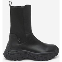 Chaussures Femme Boots Ash Adapter Leather Boots Black