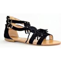 Chaussures Femme Sandales et Nu-pieds Cink-me DM2283 NOIR