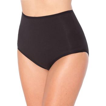 Sous-vêtements Femme Culottes & slips Balsamik Lot de 3 culottes maxi noir