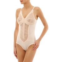 Sous-vêtements Femme Produits gainants Lingerelle Combiné-culotte sans armatures chair