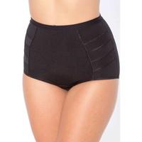Sous-vêtements Femme Culottes & slips Balsamik Lot de 2 culottes super gainante noir