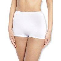 Sous-vêtements Femme Shorties & boxers Balsamik Lot de 2 shorties blanc