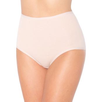 Sous-vêtements Femme Culottes & slips Balsamik Lot de 3 culottes maxi chair