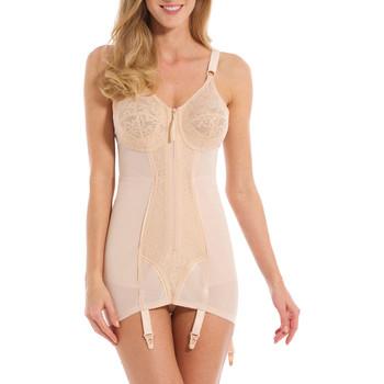 Sous-vêtements Femme Produits gainants Lingerelle Combiné-gaine très grand maintien sans a chair