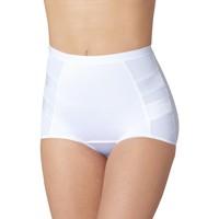 Sous-vêtements Femme Culottes & slips Balsamik Lot de 2 culottes super gainante blanc