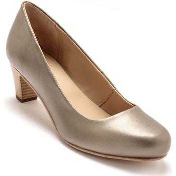 Chaussures Femme Escarpins Pediconfort Escarpins en cuir largeur confort mordor