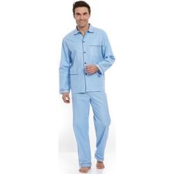 Vêtements Homme Pyjamas / Chemises de nuit Honcelac Pyjama en popeline imprimciel