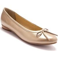 Chaussures Femme Ballerines / babies Pediconfort Ballerines classiques grande largeur dor