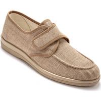 Chaussures Homme Derbies Honcelac Derbies ultra-souples grande largeur unibeige