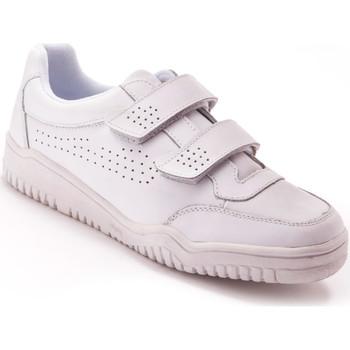 Chaussures Homme Derbies Pediconfort Chaussures de détente cuir blanc