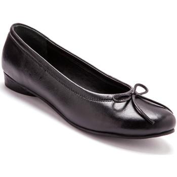 Chaussures Femme Ballerines / babies Pediconfort Ballerines classiques grande largeur noir