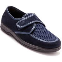 Chaussures Homme Derbies Honcelac Derbies souples en cuir marine