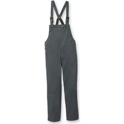 Vêtements Homme Combinaisons / Salopettes Honcelac Salopette travaux vertfonc