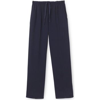 Vêtements Homme Pantalons de survêtement Honcelac Pantalon de jogging classique homme marine