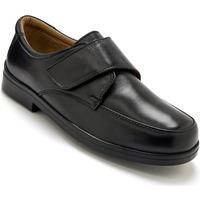 Chaussures Homme Derbies Pediconfort Derbies à semelle amovible extra larges noir