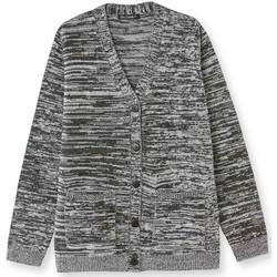 Vêtements Femme Gilets / Cardigans Balsamik Gilet classique encolure V chinnoir