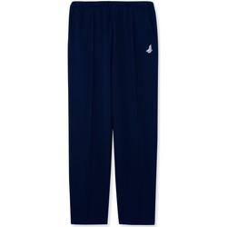 Vêtements Homme Pantalons de survêtement Honcelac Pantalon de détente 30% laine marine