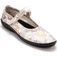 Chaussures Femme Chaussures de travail Pediconfort Babies en maille extensible imprimblanc