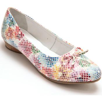 Chaussures Femme Ballerines / babies Pediconfort Ballerines classiques largeur confort imprim