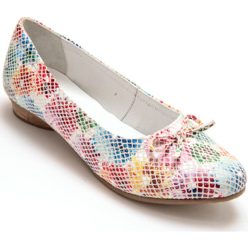Chaussures Femme Ballerines / babies Pediconfort Ballerines classiques grande largeur imprim