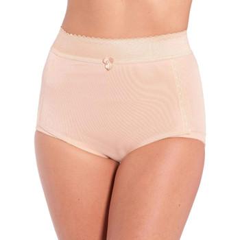 Sous-vêtements Femme Produits gainants Lingerelle Gaine-culotte plastron ventre plat chair