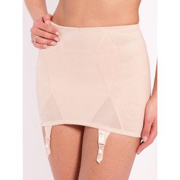Sous-vêtements Femme Produits gainants Lingerelle Gaine-fourreau à renforts chair