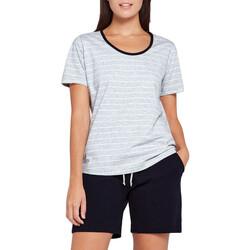 Vêtements Femme Pyjamas / Chemises de nuit Impetus Woman Organic Gris
