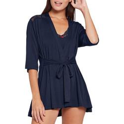 Vêtements Femme Pyjamas / Chemises de nuit Impetus Woman Valentine Bleu
