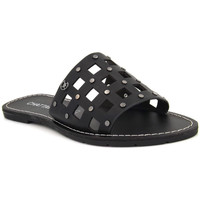 Chaussures Femme Mules Chattawak Primevere Noir